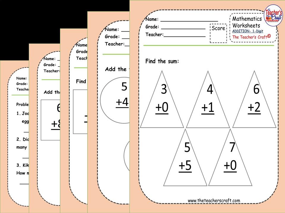 Deped Kindergarten Worksheets