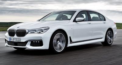 BMW 7 Series Competitors
