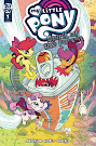 My Little Pony Spirit of the Forest #1 Comic Cover Retailer Incentive Variant
