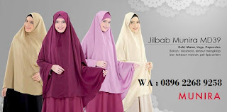 Hijab Munira MD 44 Koleksi jilbab syari terbaru dewasa
