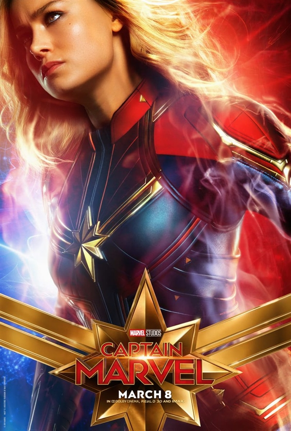 Captain Marvel Box Office Budget Cast Hit Or Flop Posters