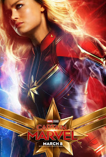 Captain Marvel First Look Poster 5