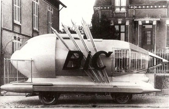 Bic at the Tour de France 1953 - A