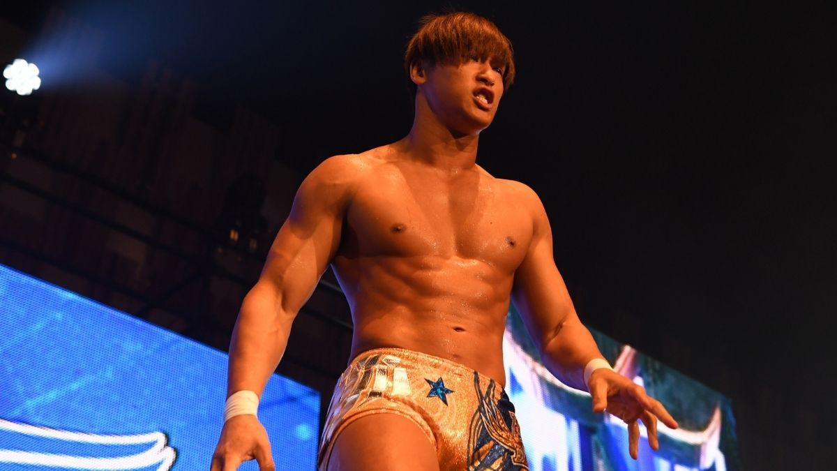 """Kota Ibushi vence o """"Mister NJPW"""" de 2020"""