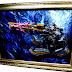 Painted Build: HG 1/144 Gundam Atlas [Canvas Art Style] GBWC 2019