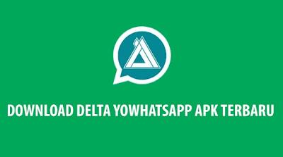 Download Delta YoWhatsapp Terbaru