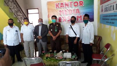 Peresmian Kantor Media Bersama di Kabupaten Situbondo