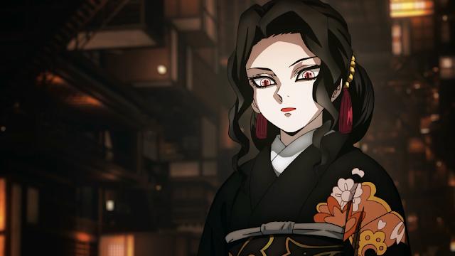 Kibutsuji Muzan Female