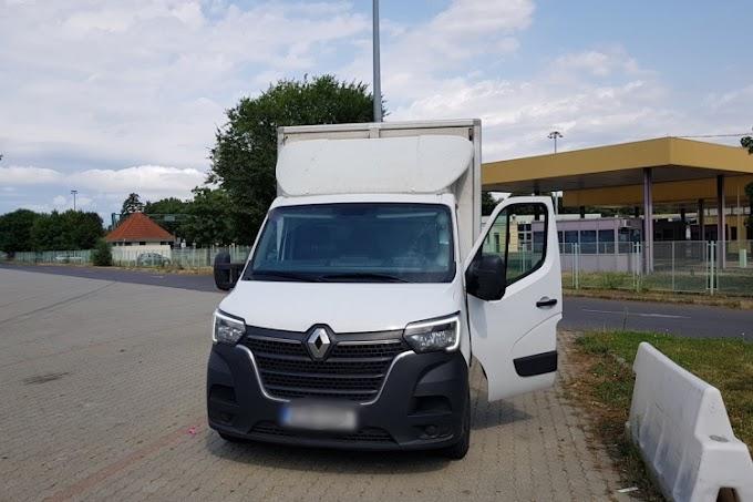 Túlsúlyos teherautóval próbálta átlépni a határt egy román sofőr