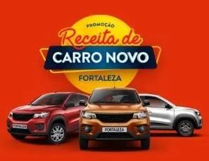 Cadastrar Promoção Fortaleza Receita de Carro Novo 2019 - Carros, Celulares e Vales-Compras