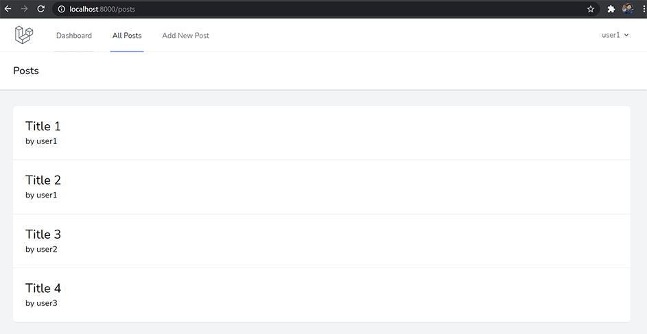 Cara Menampilkan Data Sesuai User yang Login di Laravel