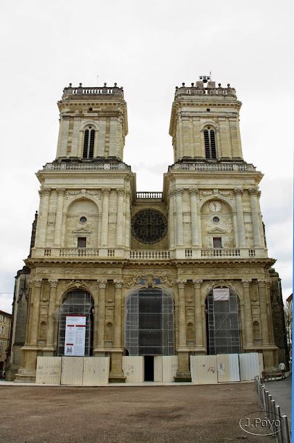 Catedral de Santa María de Auch