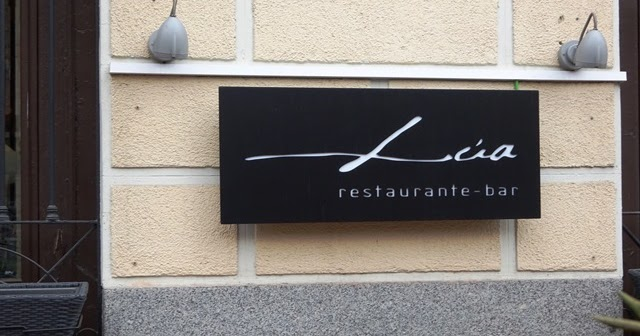"""Al restaurante """"lÚa"""", una stella michelin, di madrid, la straordinaria cucina, del bravissimo chef manuel domÍnguez, coinvolge tutti i sensi."""