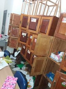 Ladrões invadem e furtam seis TV's de Escola Estadual