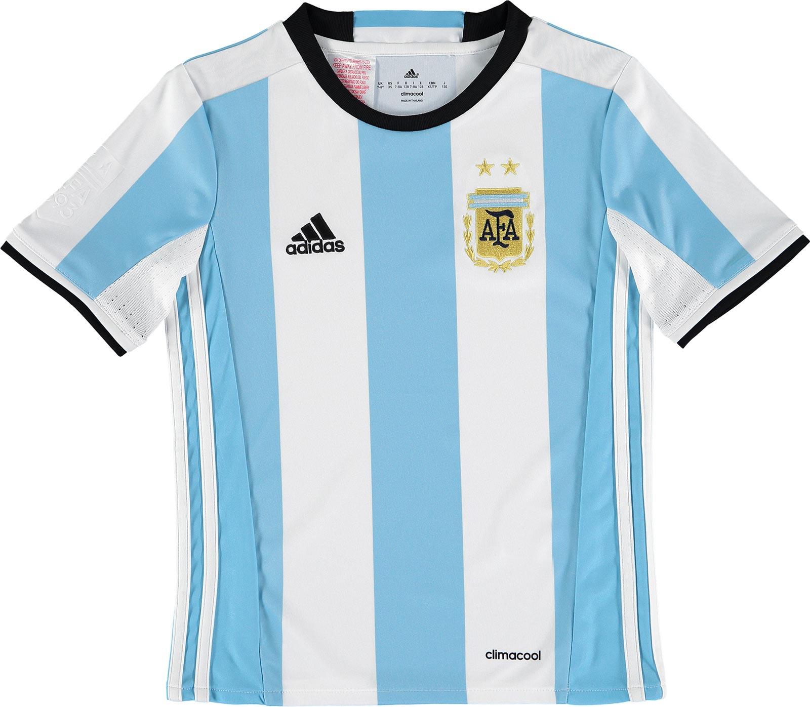 ea3098a718 Adidas divulga a nova camisa titular da Argentina - Show de Camisas