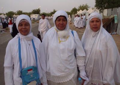 Arafah saat musim Haji 2014