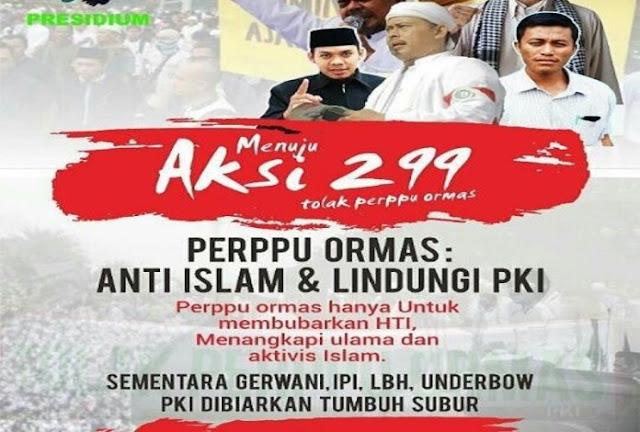 Aksi Demo 299 Sarat Politik, Mahasiswa Harus Cerdas dan Tidak Turun ke Jalan