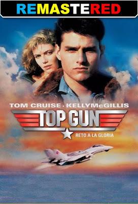 Top Gun 1986 DVD R1 NTSC Latino REMASTERED