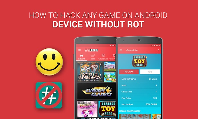 HOW TO CRACK ANY ANDROID APP, GAME OR ANYTHING BEEN IS A THIRD PARTY APP