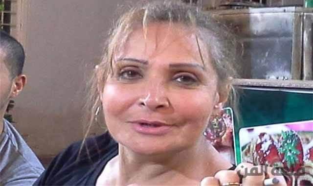 وفاة شقيقة الفنانة المعتزلة تيسير فهمي