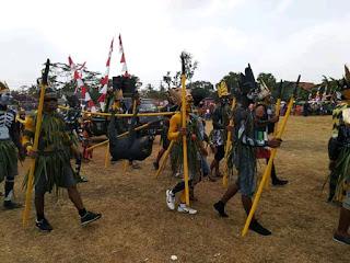 Karnaval desa cindaga 2019