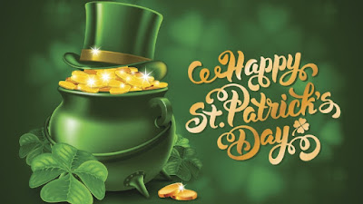 st patrick's day 2018 greetings