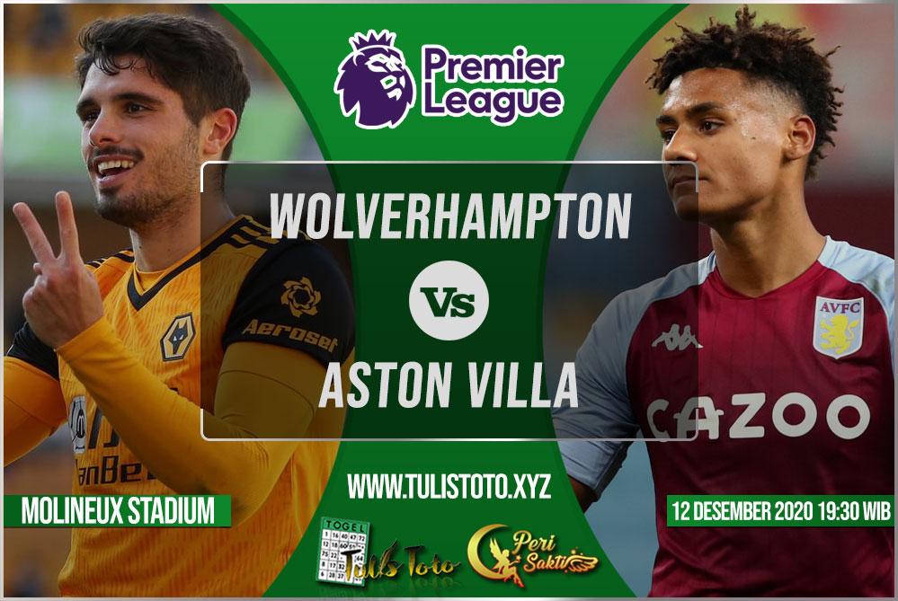 Prediksi Wolverhampton vs Aston Villa 12 Desember 2020