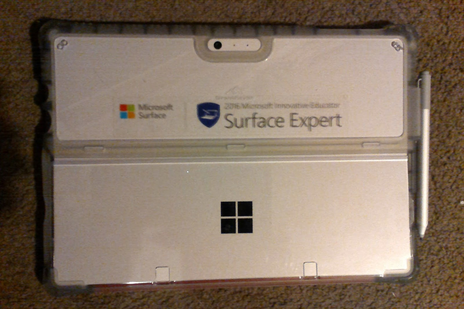 Sue McL Education Blog: Surface Pro 4