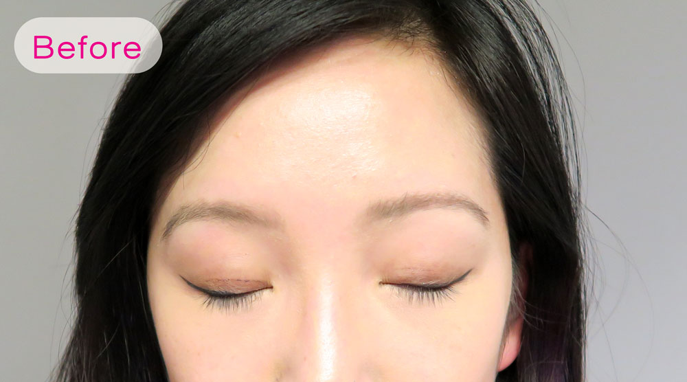 Fluttery, Long Lashes With Primalashes Mink Eyelash Extensions - Zoe