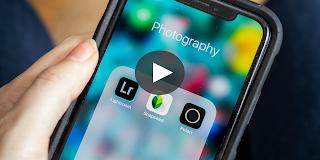 Eleva tu fotografía: Edita fotos en tu smartphone - Lightroom