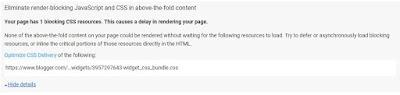 Cara Mempercepat Loading Blogger Dengan Menghapus Perangkap Blog