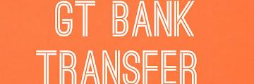 GTBank Transfer Code - Guaranty Trust Bank USSD Code