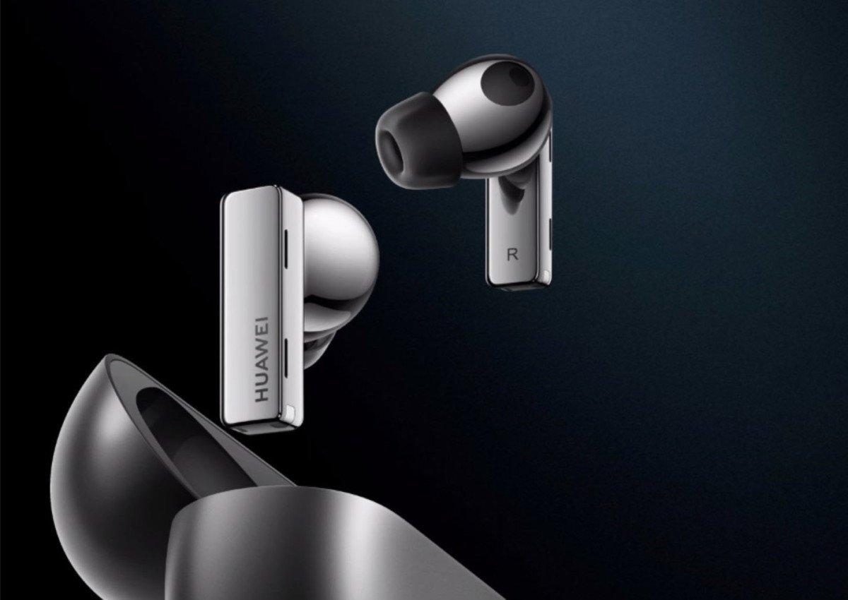 Este 2020 Huawei lanza los primeros auriculares TWS del mundo con cancelación de ruido dinámica e inteligente