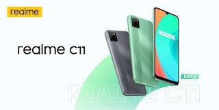 Spesifikasi dan Harga HP Realme C11 Terbaru