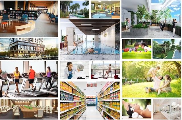 Giá bán Dự án Calyx Residence 319 Bộ Quốc Phòng Uy Nỗ Đông Anh chuẩn sống sang