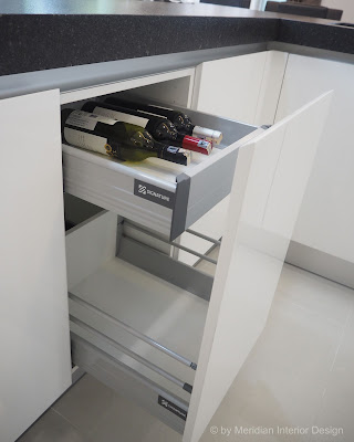 BLUM inner drawers
