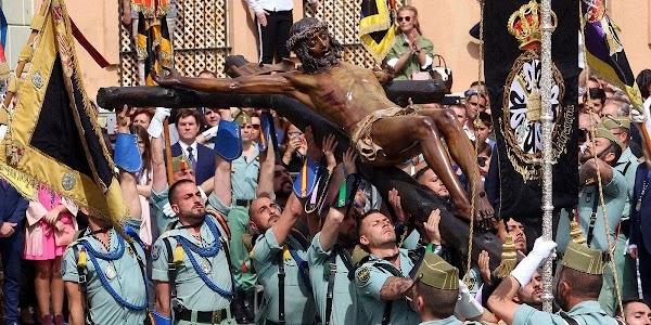 Málaga suspende las procesiones de Semana Santa