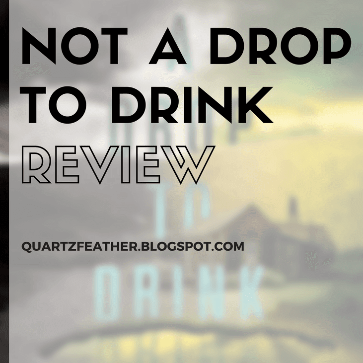 Not A Drop To Drink by Mindy McGinnis Review