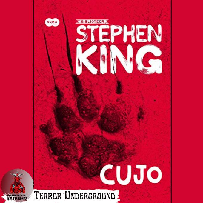 Terror Underground #30: Cujo (Livro)