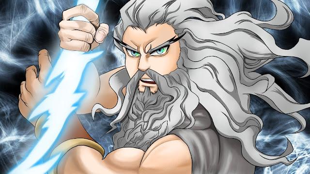 Zeus (free anime images)
