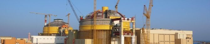 Construction Begins For Units 5 And 6 of Kudankulam Nuclear Power Plant
