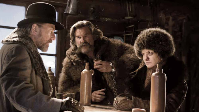 فيلم  The Hateful Eight 2015