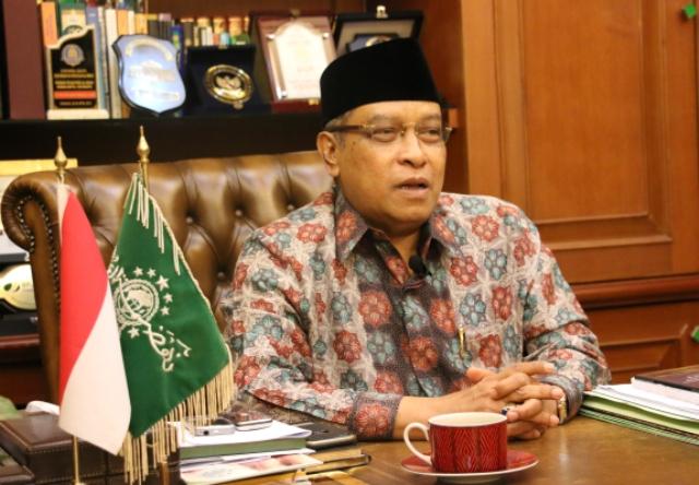 Ketegaran Kiai Said Hadapi Ribuan Tantangan dalam Memimpin Ormas Islam Terbesar di Indonesia
