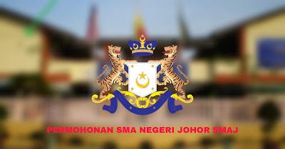 Permohonan SMA Negeri Johor 2020 Online