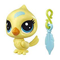 LPS Series 5 Lucky Pets Fortune Cookie Albin (#No#) Pet