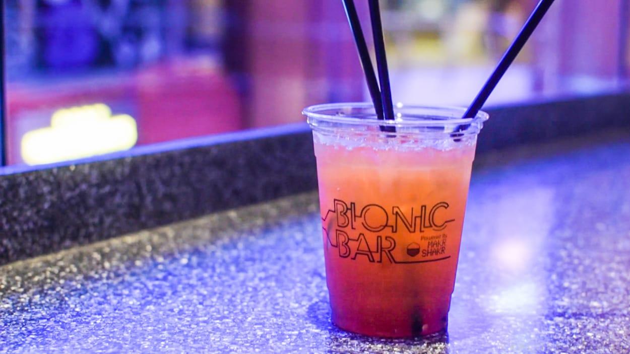 Bionic Bar Anthem of the Seas