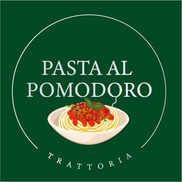 Pasta Al Pomodoro - Comida Italiana