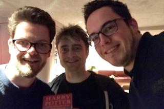 Update: Harry Potter missie: 107 handtekeningen in Harry Potter boek