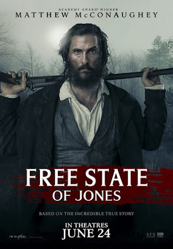 FREE STATE OF JONES จอมคนล้างแผ่นดิน