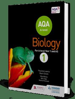 Aqa a level biology book